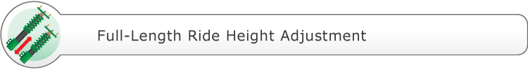 Full-Length Adjustable