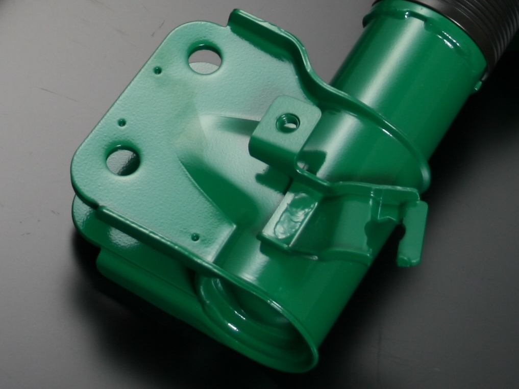 Highly-Rigid Knuckle Bracket