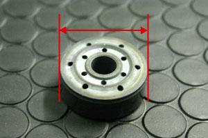 damper and valve